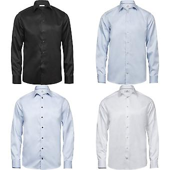 Tee Jays mens luxe comfort fit shirt