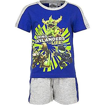 Skylanders Outfit Set Top und Shorts