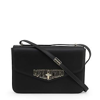 Love Moschino Original Women Fall/Winter Crossbody Bag - Black Color 37131