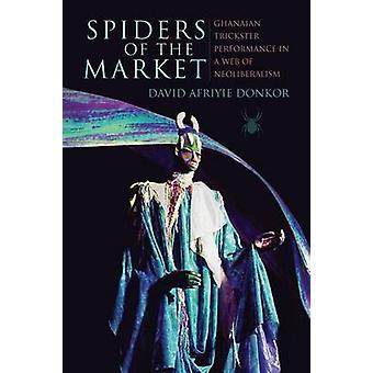 デビッド・アフリイエ・ドンコールの市場のクモ