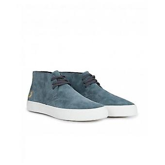 Fred Perry Authentics Portwood Suede Chukka Boots