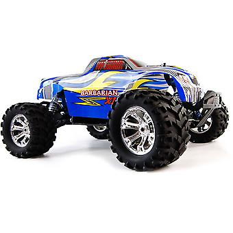 Barbarian EXL 1/8 Scale Brushless RC Monster Truck 2.4GHz