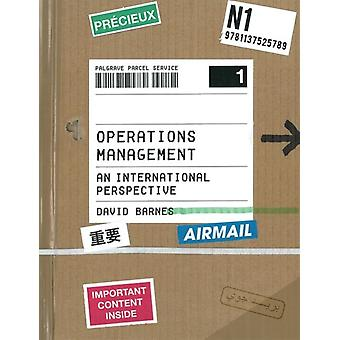 Operations Management by Barnes & David