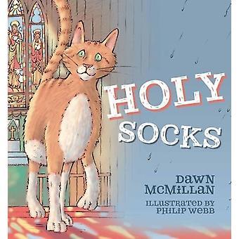 Holy Socks by Dawn McMillan - 9780947506445 Book