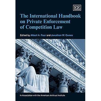 Het Internationale Handboek voor de particuliere handhaving van het mededingingsrecht
