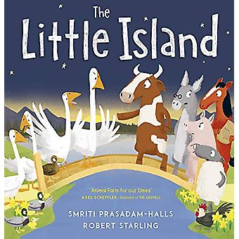 The Little Island by Smriti Prasadam-Halls - 9781783449101 Book