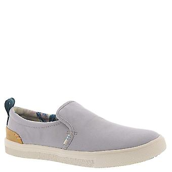 TOMS Womens Del Rey Fabric Low Top Lace Up Fashion Sneakers