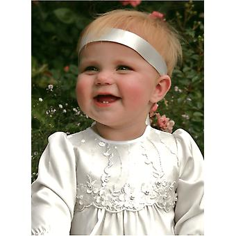 Headband With Gold Cross For Orthodox Baptism - Grace Of Sweden
