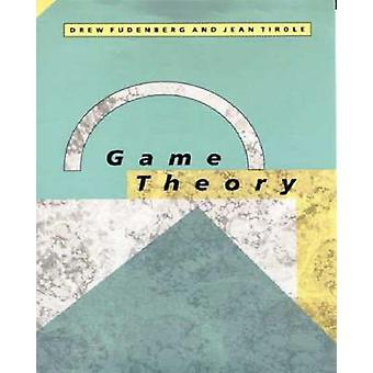 Game Theory by Drew Fudenberg - 9780262061414 Book