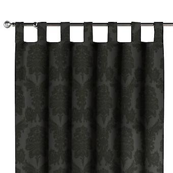 Schlaufenschal, schwarz, 130 × 260 cm, Damasco, 613-32