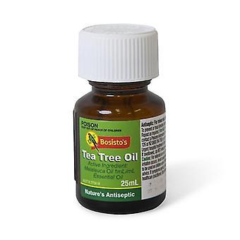 25Ml TeebaumÖl Pure Melaleuca Pickel Akne beißt natürliche antiseptische