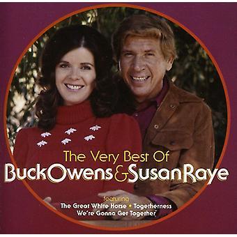 Buck Owens & Susan Raye - Very Best of Buck Owens & Susan Raye [CD] USA import