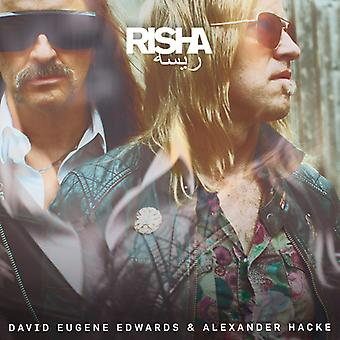 Edwards*David Eugene & Hacke*Alexander - Risha [CD] USA import