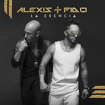 Alexis & Fido - Esencia [CD] USA import