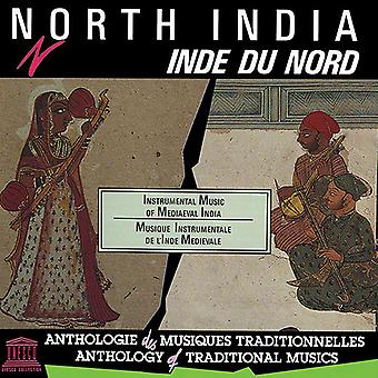 Various Artist - North India: Instrumental Music of Mediaeval [CD] USA import