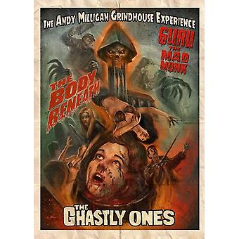 Andy Milligan Grindhouse Experience Triple Feature [DVD] USA import