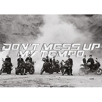 Exo - Don't Mess Up My Tempo (Andante Version) [CD] USA import