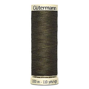 Gutermann Sy-all 100% Polyester Tråd 100m Hånd- og maskinfargekode - 689