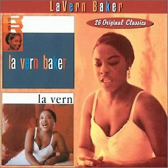 Lavern Baker - Lavern/Lavern Baker [CD] USA import