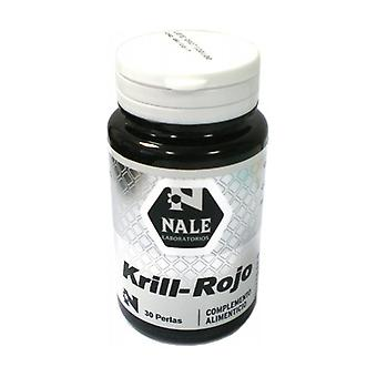 Krill rouge 120 perles