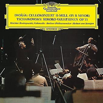 Various Artist - Dvorak: Cello Concerto in B Minor Op 104 [Vinyl] USA import