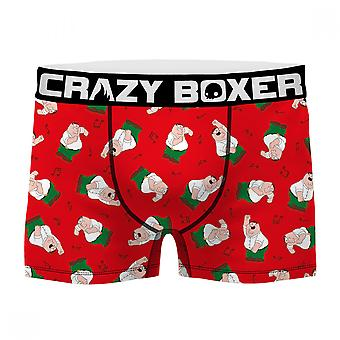 Family Guy Dancing Peter Griffin Men's Boxer Briefs Shorts