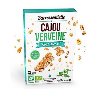 Verbena cashew bar 2 units