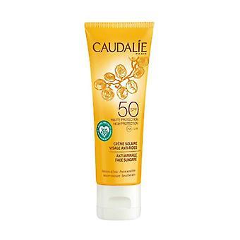 Anti-Wrinkle Sun Face Cream SPF 50 50 ml of cream