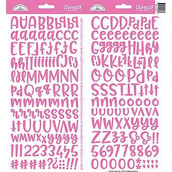 Doodlebug Design Bubblegum Abigail Tarrat