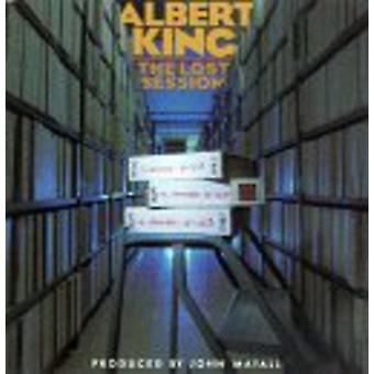 Albert King - Lost Session [CD] USA import