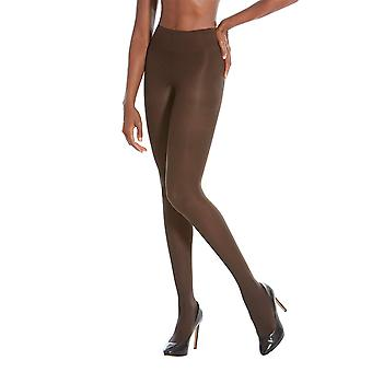 Gold Toe Women's Control Top Semi Opaque Perfect Fit Tights, 1 Pair, Coffee, ...