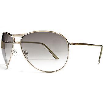 النظارات الشمسية Unisex Cat.2 الذهب / الأسود (& نقلا عن amm19110a & quot;)