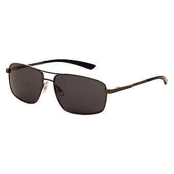 Sunglasses Men's Grey with Grey Lens (7110P)