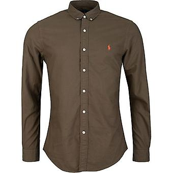 Polo Ralph Lauren Slim Fit Ropa Dyed Oxford Camisa