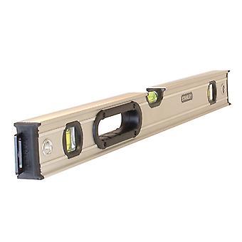 Stanley Tools FatMax Pro Box Beam Spirit Level 3 Vial 90cm STA043636