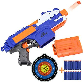 Spielzeugpistole für Nerf Darts soft Hollow Hole Head Bullets