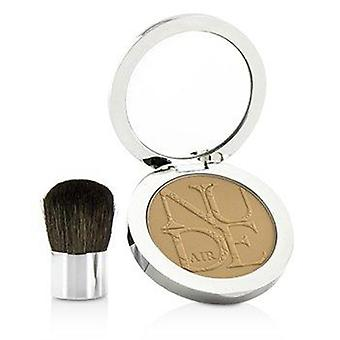 Diorskin Nude Air Healthy Glow Invisible Powder (With Kabuki Brush) - # 030 Medium Beige 10g or 0.35oz