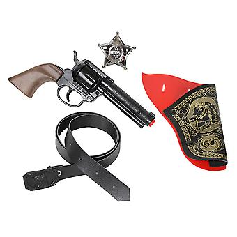 CAP GUN - 202/0 - Gonher Wild-West Set 8 Shots