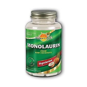Health From The Sun Monolaurin, 990 mg, 90 VEG CAPS