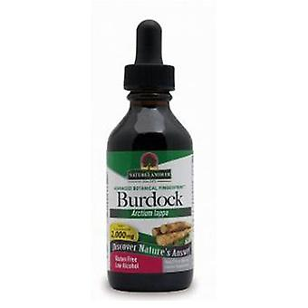 Nature's Answer Burdock Root, Extract 2 FL Oz
