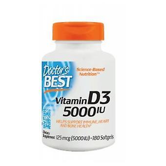 Lääkärit Paras D3-vitamiini, 180 softgels