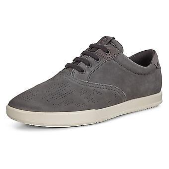 ECCO 536224 كولين الرجال & أبوس؛ق الدانتيل متابعة حذاء رياضي في التيتانيوم