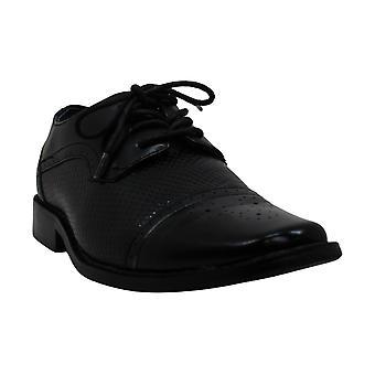 Joseph Allen Boys Cap Toe Oxford Dress Shoe (Toddler, Little Kid, Big Kid) (3...