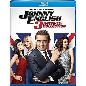 Johnny English: 3-Movie Collection [Blu-ray] USA import
