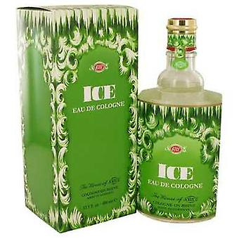 4711 Ice By Maurer & Wirtz Eau De Cologne (unisex) 13.5 Oz (men) V728-539658
