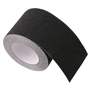 39.37x3.94Inch Home Outdoor Strong Traction Black Anti Slip Safety Tape