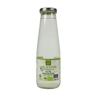 有機有機白樺樹液なし