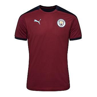 2020-2021 مان سيتي تدريب قميص (كوردوفان)