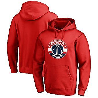 Washington Wizards Loose Pullover Hoodie Sweatshirt WY262