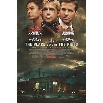 O lugar além do pinheiros Movie Poster Print (27 x 40)